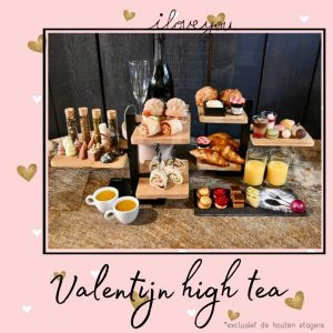 Valentijn high tea